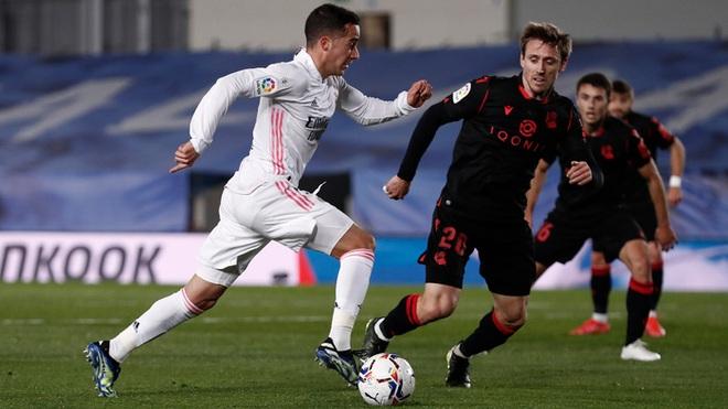 Real Madrid thoát thua trong gang tấc nhưng vẫn bị Barca vượt mặt - ảnh 5