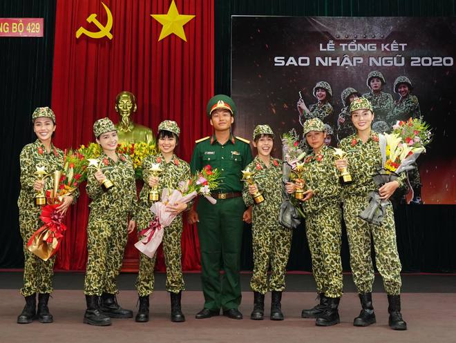 Khánh Vân tiết lộ Mũi trưởng Long là 'chú bé khóc nhè', khóc lóc ngày dàn nữ chiến binh xuất ngũ 003