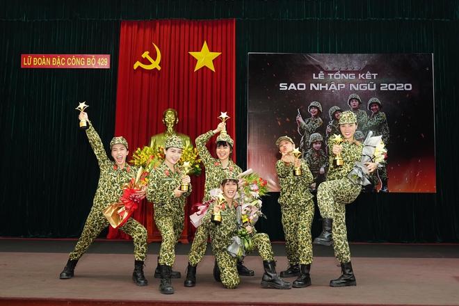 Khánh Vân tiết lộ Mũi trưởng Long là 'chú bé khóc nhè', khóc lóc ngày dàn nữ chiến binh xuất ngũ 0010