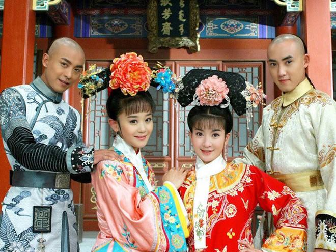 Ác nữ Cẩm Tâm Tựa Ngọc hóa ra chính là người xưa đọ visual với Triệu Lệ Dĩnh ở Hoàn Châu Cách Cách 006