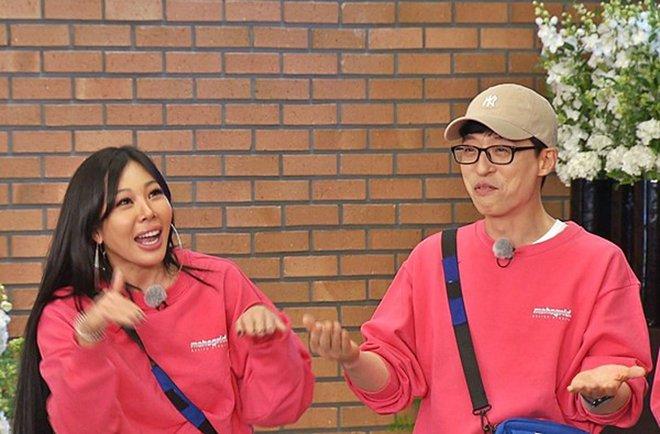 Jessi xứng danh 'trưởng FC Yoo Jae Suk': Sẵn sàng 'tung cước' nếu ai dám chê nhan sắc idol! 003