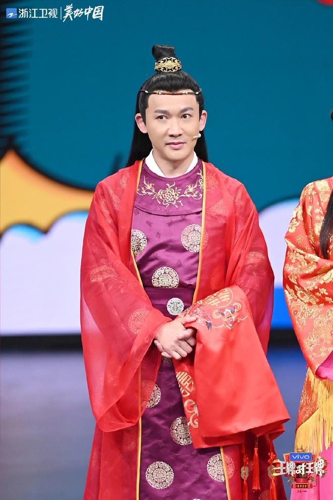Cặp đôi Lên Nhầm Kiệu Hoa tái ngộ sau 21 năm, netizen lo 'sặc mùi cẩu huyết' 003