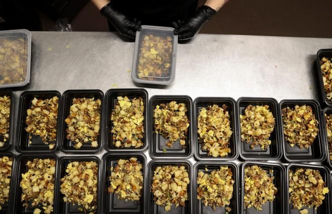 Nhà hàng ma đang mọc như nấm tại Trung Quốc: Mặt trái của ngành công nghiệp giao hàng phát triển quá mạnh - ảnh 4