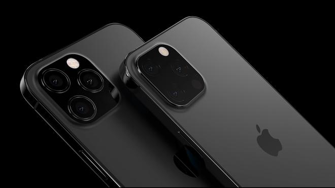 Lộ ảnh concept iPhone 13 với màu hoàn toàn mới, khung thép chống xước cực xịn - Ảnh 5.