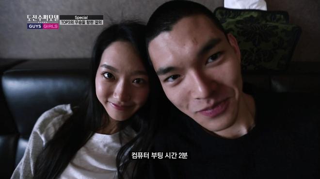 Hóa ra rich kid Penthouse Han Ji Hyun còn có em trai sinh đôi là Á quân Korea's Next Top Model! - ảnh 7