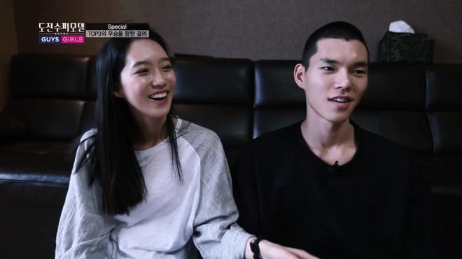 Hóa ra rich kid Penthouse Han Ji Hyun còn có em trai sinh đôi là Á quân Korea's Next Top Model! - ảnh 8