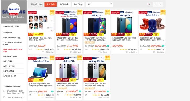 Sale 3/3: Macbook Air giá ngon chưa từng có, iPhone và Samsung Galaxy S21 giá siêu tốt - ảnh 6