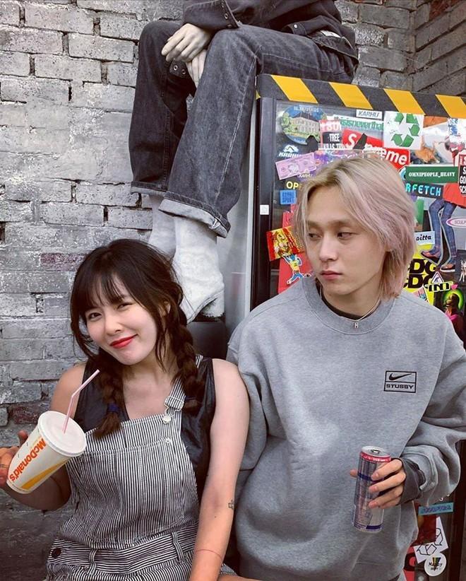 HyunA được thầy bói phán có duyên tiền định với bạn trai, thân phận kiếp trước khiến netizen trầm trồ! - ảnh 1