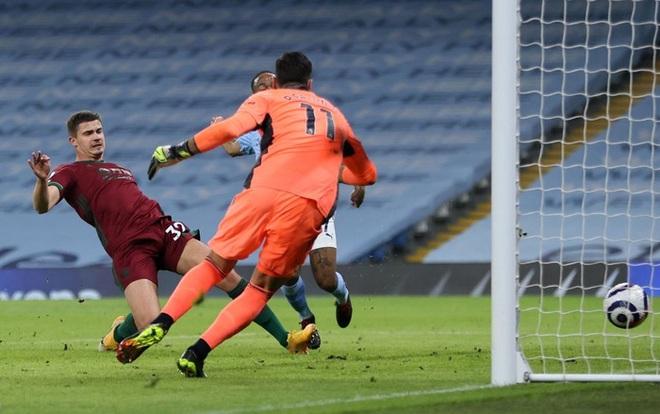 Giành chiến thắng thứ 21 liên tiếp, Manchester City gia tăng cách biệt với nhóm bám đuổi trên BXH - ảnh 2