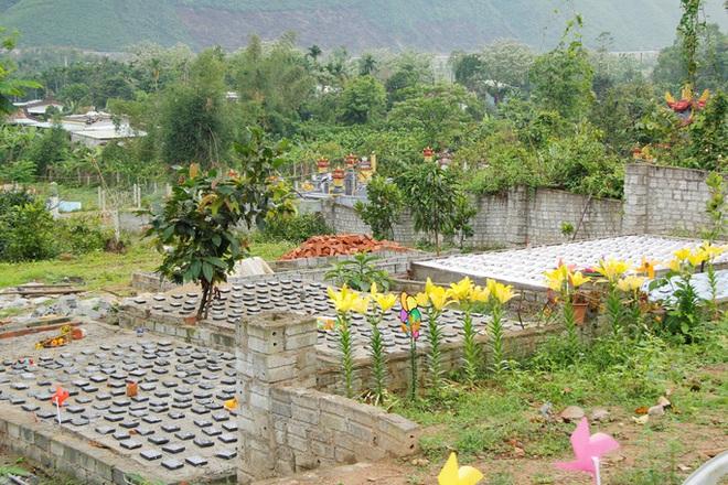 Đà Nẵng: Đình chỉ một nghĩa trang thai nhi hoạt động thiện nguyện - ảnh 1