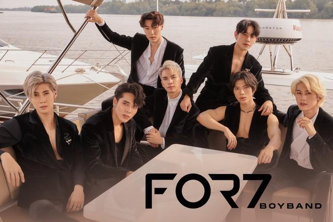 Netizen tranh cãi boygroup Vpop sắp debut: Tên thành viên quá nhập khẩu, có liên quan gì đến GOT7 không thế? - ảnh 1