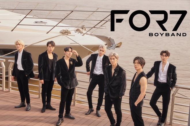 Netizen tranh cãi boygroup Vpop sắp debut: Tên thành viên quá nhập khẩu, có liên quan gì đến GOT7 không thế? - ảnh 2