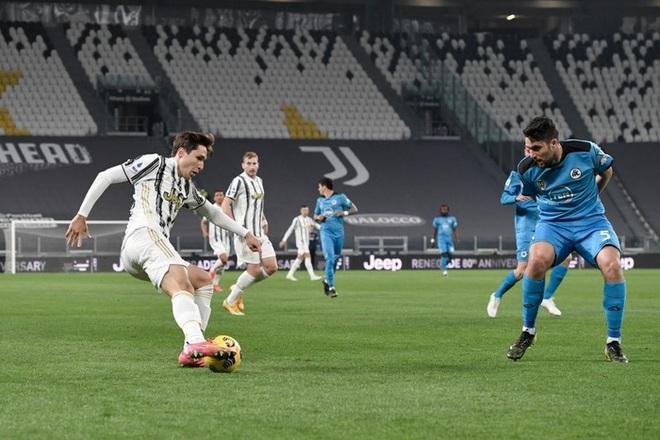 Juventus đại thắng ngày Ronaldo lập kỷ lục mới - ảnh 3