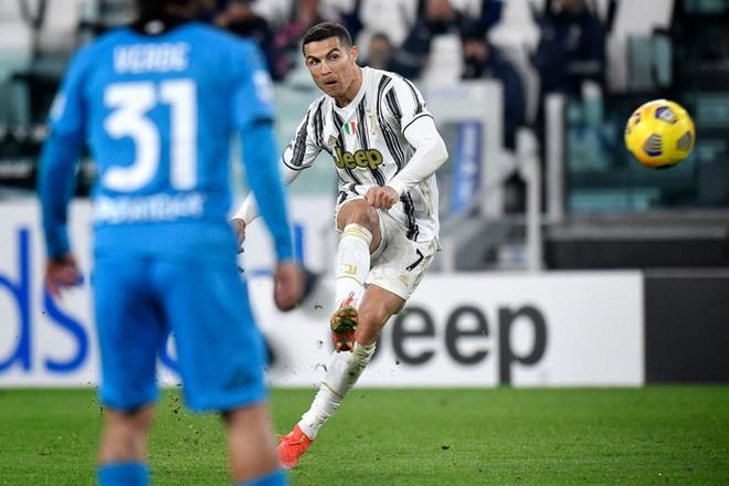 Juventus đại thắng ngày Ronaldo lập kỷ lục mới - ảnh 4