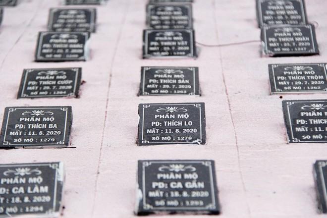 Đà Nẵng: Đình chỉ một nghĩa trang thai nhi hoạt động thiện nguyện - ảnh 4