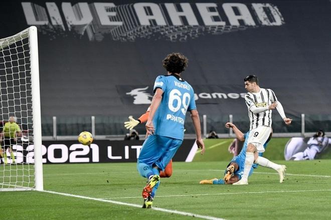 Juventus đại thắng ngày Ronaldo lập kỷ lục mới - ảnh 5