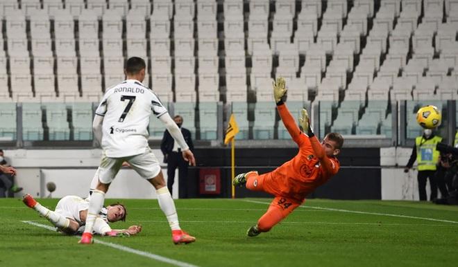 Juventus đại thắng ngày Ronaldo lập kỷ lục mới - ảnh 6