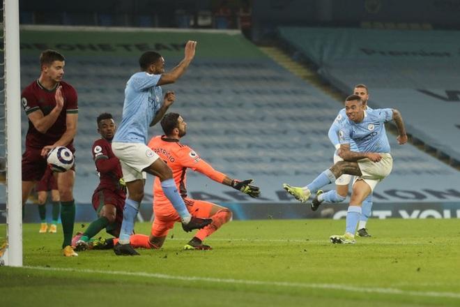 Giành chiến thắng thứ 21 liên tiếp, Manchester City gia tăng cách biệt với nhóm bám đuổi trên BXH - ảnh 6