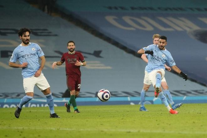 Giành chiến thắng thứ 21 liên tiếp, Manchester City gia tăng cách biệt với nhóm bám đuổi trên BXH - ảnh 7
