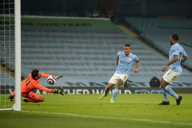 Giành chiến thắng thứ 21 liên tiếp, Manchester City gia tăng cách biệt với nhóm bám đuổi trên BXH - ảnh 8