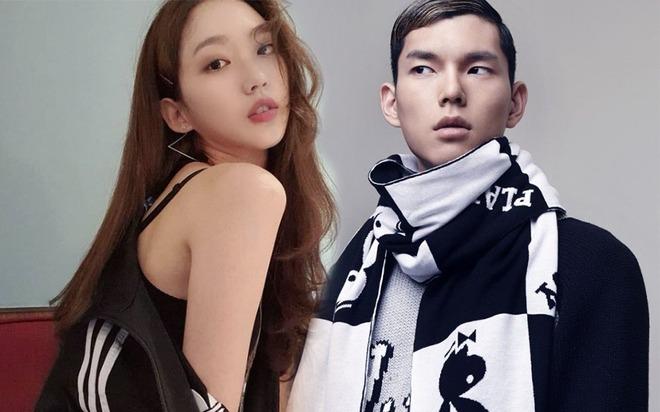 Hóa ra rich kid Penthouse Han Ji Hyun còn có em trai sinh đôi là Á quân Korea's Next Top Model! - ảnh 5