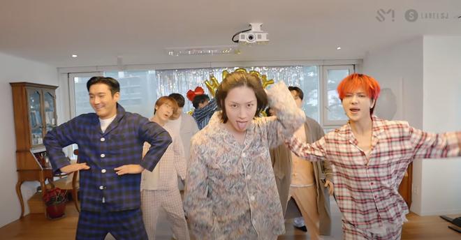 Chơi trốn tìm cùng Super Junior, Heechul nhiệt tình trốn nhưng... không ai tìm 003