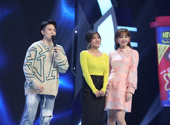 Hari Won sợ Trấn Thành... nhận nhầm Văn Mai Hương là vợ 004