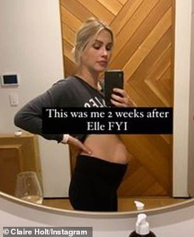 Mẹ bỉm lấy lại body đỉnh nhất Hollywood: Vòng 1 căng tròn, eo nuột khó tin sau 20 ngày sinh con, Gigi Hadid còn chưa bằng? - Ảnh 6.
