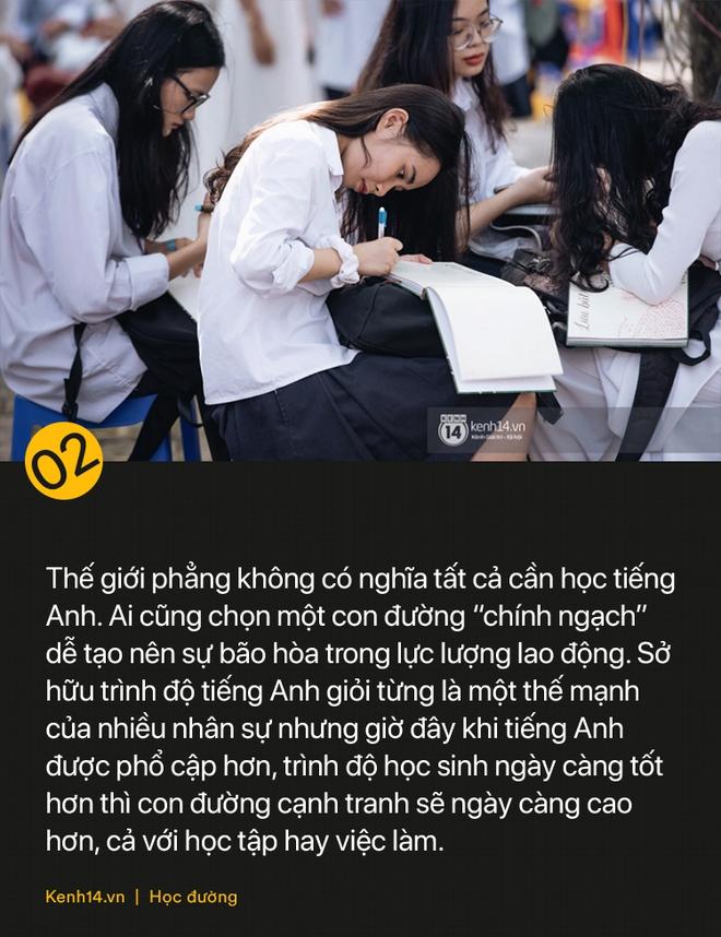 Tiếng Hàn và tiếng Đức trở thành môn học bắt buộc: Thế giới phẳng không có nghĩa là tất cả phải học tiếng Anh! - ảnh 2