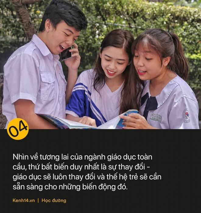 Tiếng Hàn và tiếng Đức trở thành môn học bắt buộc: Thế giới phẳng không có nghĩa là tất cả phải học tiếng Anh! - ảnh 4