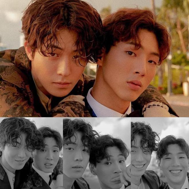 Ji Soo cực thân thiết với 1 nam diễn viên đến mức bị nhiều người hiểu lầm! - ảnh 8