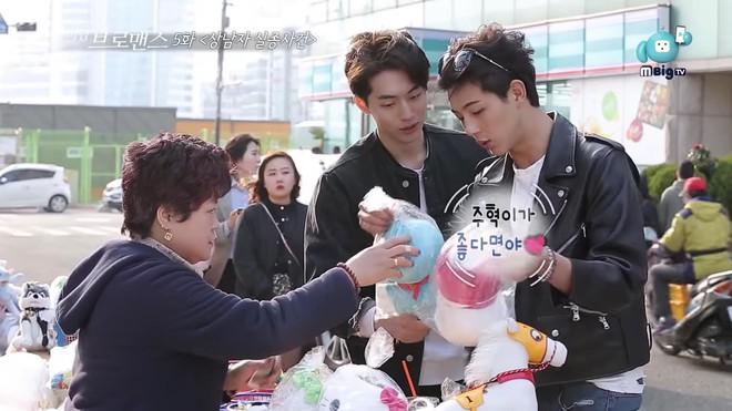 Ji Soo cực thân thiết với 1 nam diễn viên đến mức bị nhiều người hiểu lầm! - ảnh 2