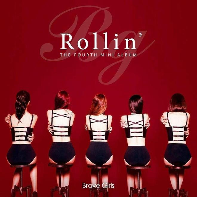 Knet sốc khi thấy ca khúc của nhóm nữ kém nổi lội ngược dòng vào top 3 BXH Melon, vượt cả siêu hit của BTS - ảnh 2