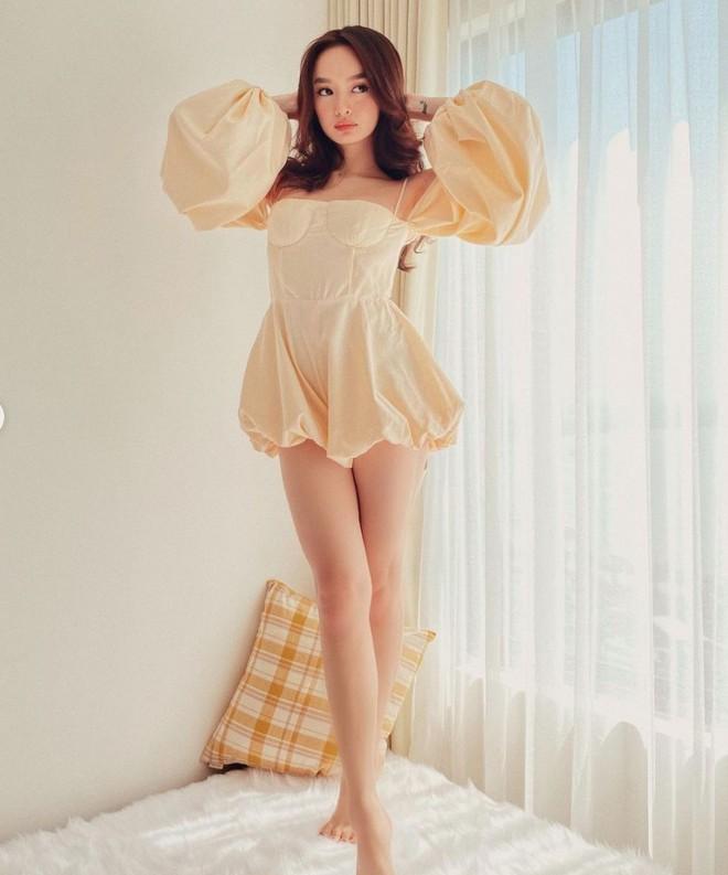 Hành trình nhan sắc của Kaity Nguyễn: Từ hotgirl ngực khủng đến ngọc nữ, lột xác ngoạn mục nhờ hút mỡ vòng 1 và giảm 9kg - ảnh 24