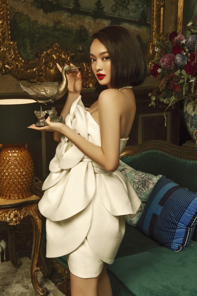 Hành trình nhan sắc của Kaity Nguyễn: Từ hotgirl ngực khủng đến ngọc nữ, lột xác ngoạn mục nhờ hút mỡ vòng 1 và giảm 9kg - ảnh 32