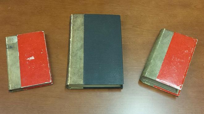 Góc khuất ngành y thế kỷ 20: Những cuốn sách nhìn rất bình thường, nhưng khi biết vật liệu làm ra nó thì ai nấy đều phải rùng mình - ảnh 1