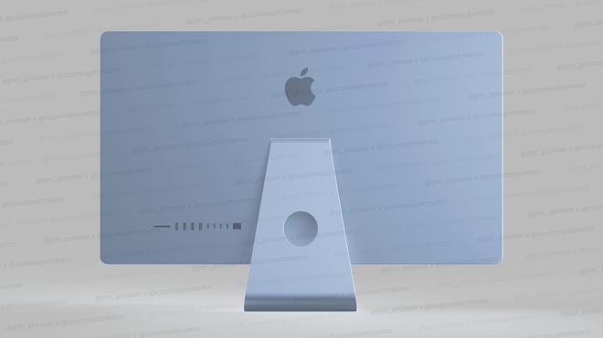 Tin đồn: iMac 2021 sẽ sở hữu những nâng cấp cực xịn, có tận 5 màu mới khiến cộng đồng phải xuýt xoa - Ảnh 2.