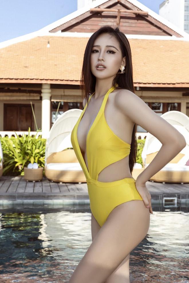 Mai Phương Thuý đăng ảnh diện bikini vào 2 năm trước, vòng 1 ngày ấy có khủng đến ngưỡng 100cm như hiện tại? - ảnh 5
