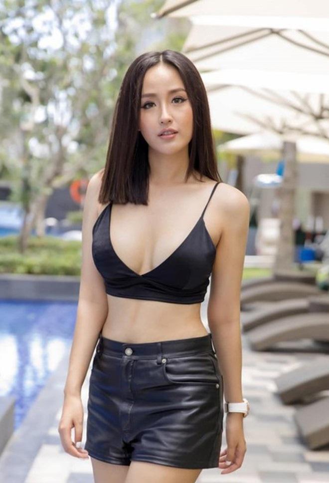 Mai Phương Thuý đăng ảnh diện bikini vào 2 năm trước, vòng 1 ngày ấy có khủng đến ngưỡng 100cm như hiện tại? - ảnh 8
