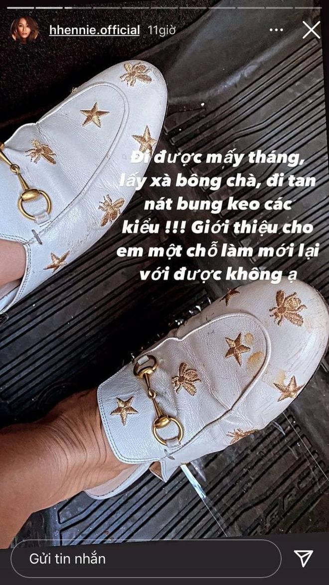 Nhìn những màn phá đồ hiệu của H'Hen Niê, chắc chẳng nhà mốt nào muốn tặng quà đắt tiền cho nàng nữa! - ảnh 2