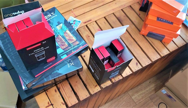 Đà Nẵng: Tạm giữ gần 3.500 sản phẩm thuốc lá điện tử, người mua chủ yếu là học sinh - ảnh 2