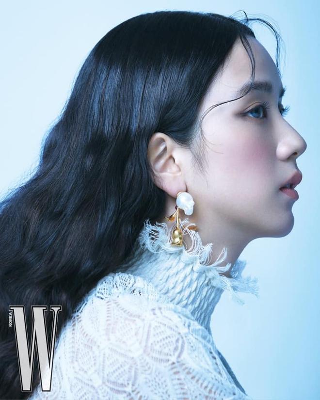 Hành trình của Jisoo tại Dior: Từng được cho là mờ nhạt, dần phủ sóng loạt cover tạp chí và trở thành cây Dior sống - ảnh 31