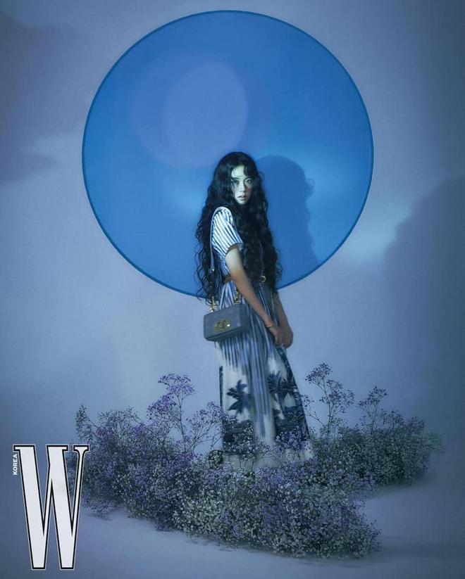 Hành trình của Jisoo tại Dior: Từng được cho là mờ nhạt, dần phủ sóng loạt cover tạp chí và trở thành cây Dior sống - ảnh 29