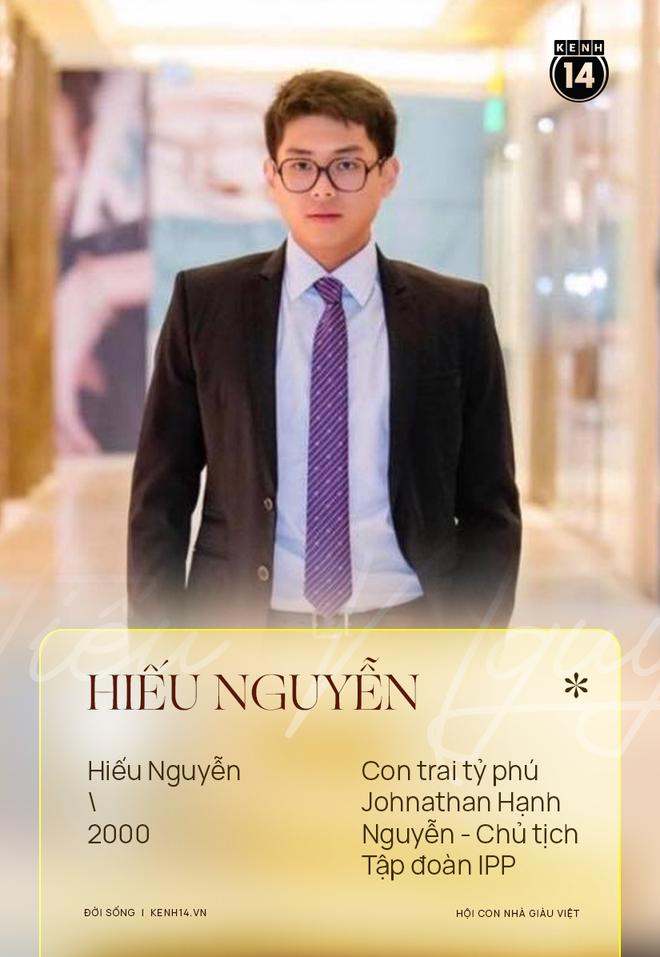 Tất tần tật profile + gia thế của những cái tên khét tiếng giới con nhà giàu Việt Nam - ảnh 6