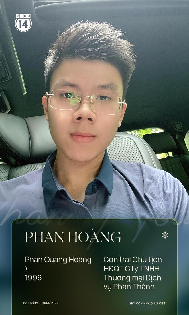 Tất tần tật profile + gia thế của những cái tên khét tiếng giới con nhà giàu Việt Nam - ảnh 10