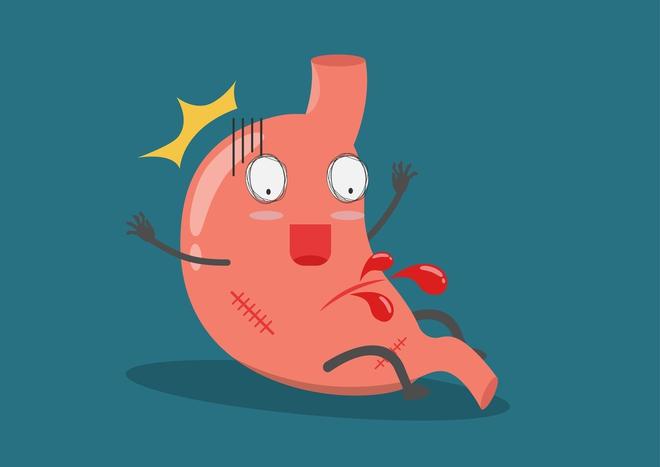 Người mắc bệnh đường tiêu hóa rất dễ gặp phải 5 vấn đề sau - ảnh 5