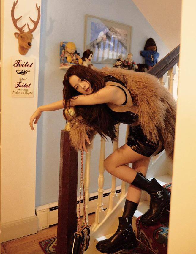 Hành trình của Jisoo tại Dior: Từng được cho là mờ nhạt, dần phủ sóng loạt cover tạp chí và trở thành cây Dior sống - ảnh 8