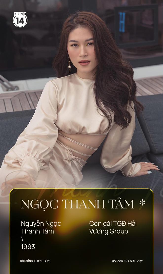 Tất tần tật profile + gia thế của những cái tên khét tiếng giới con nhà giàu Việt Nam - ảnh 28