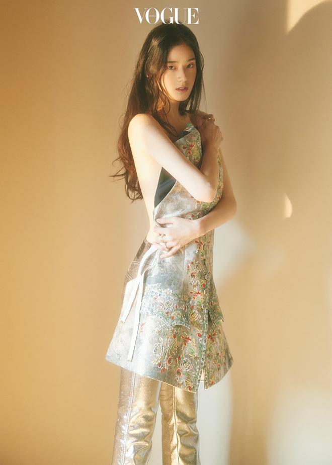 Lạ đời dàn mỹ nhân tăng cân vẫn đẹp hiếm thấy: Mỹ nhân Quân Vương Bất Diệt được khen nức nở, bạn gái Kim Woo Bin trẻ ra bất ngờ - ảnh 14