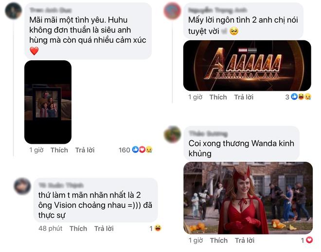"""Netizen Việt xỉu ngang vì WandaVision tập cuối cua quá gắt, """"dỗi"""" luôn biên kịch vì làm bay màu hết giả thuyết của fan! - Ảnh 3."""